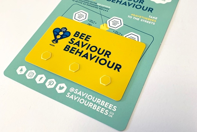 bee saviour behaviour