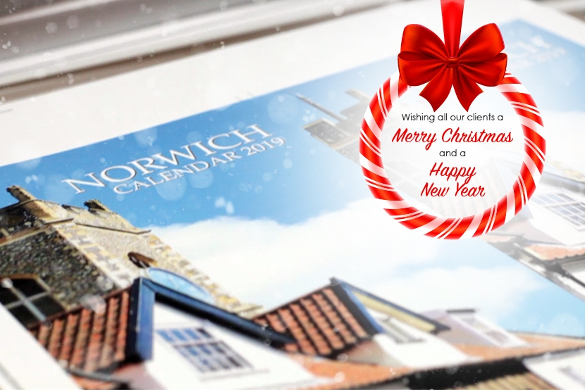 Merry Christmas from Colour Print