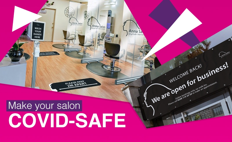 salon post covid